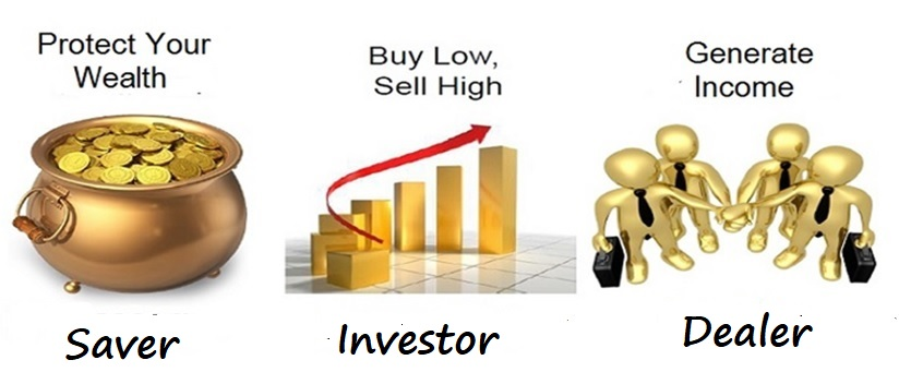 I Started My Gold Investment As A Saver Main Goal Of Holding Is To Build Saving Portfolio Will Only Use In The Following